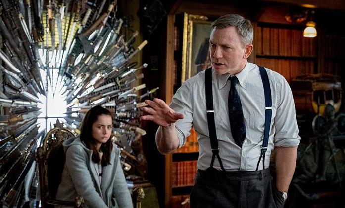 Na nože: Pokračování koupil za obří částku Netflix | Fandíme filmu