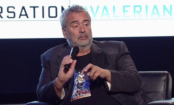 Režisér Luc Besson čelí trestnímu stíhání | Fandíme filmu