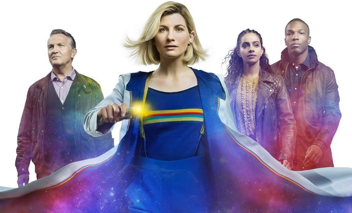 Doctor Who: Trailer na 12. řadu slibuje spoustu mimozemšťanů | Fandíme seriálům