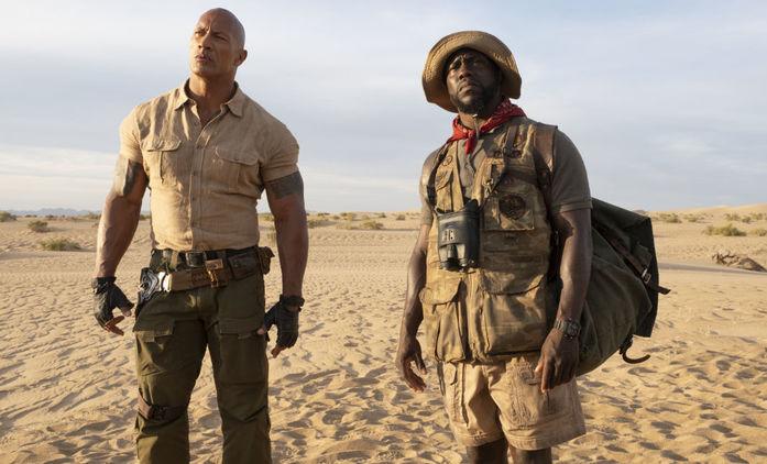 Jumanji: Další level je herecky propojené s původním filmem | Fandíme filmu