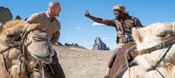 Recenze: Jumanji: Další level naplnilo očekávání a servíruje pořádnou porci rodinné zábavy   Fandíme filmu