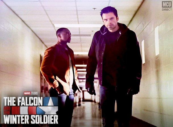 The Falcon and The Winter Soldier: První fotky padoucha Zema | Fandíme filmu
