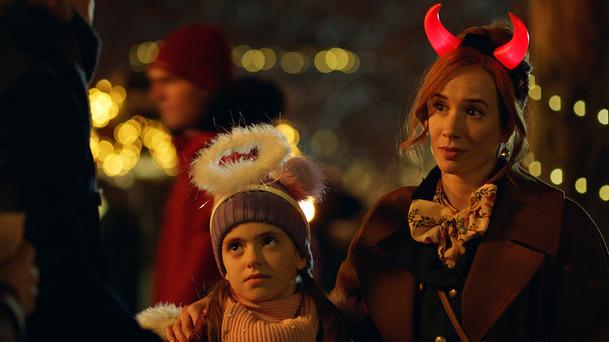 Recenze: Šťastný nový rok aneb nepovedený pokus o (česko)slovenskou vánoční romantiku   Fandíme filmu
