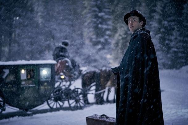 Dracula: Známý upír se podívá do futuristického sci-fi westernu | Fandíme filmu