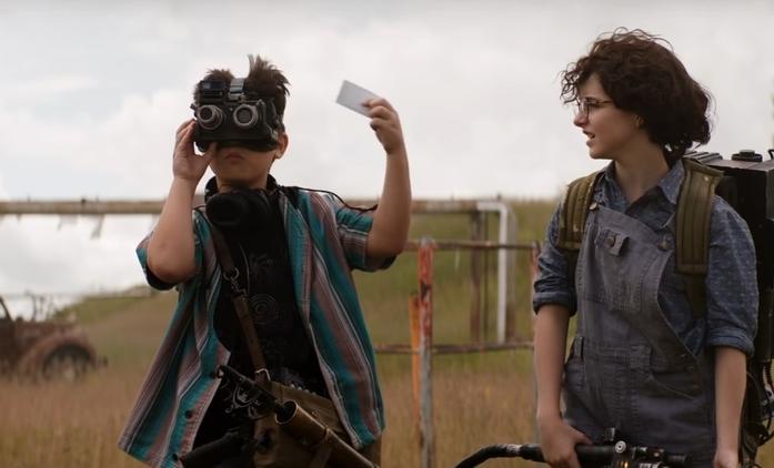 Krotitelé duchů: Odkaz: Česká verze traileru nabízí oproti té americké novou scénu | Fandíme filmu