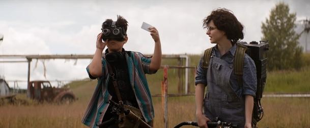 Krotitelé duchů: Odkaz – Upoutávka zvýrazňuje předávání pochodně za kamerou   Fandíme filmu
