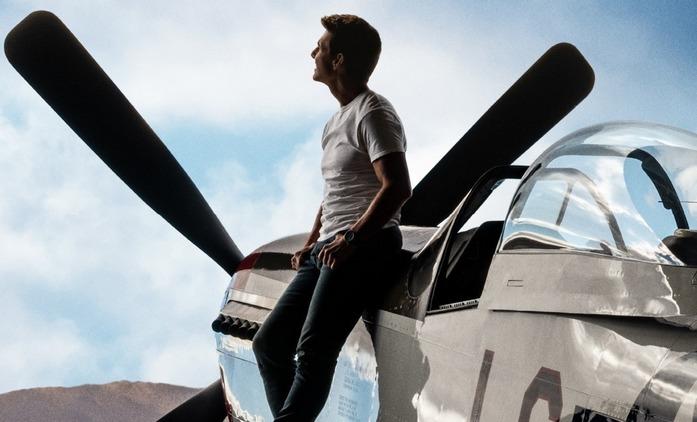 Top Gun 2: Nebezpečné kousky Toma Cruise se obešly bez digitálních triků   Fandíme filmu