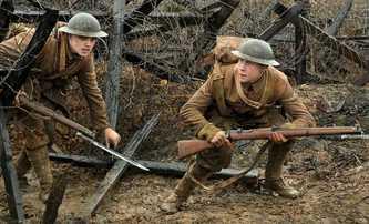1917: Válečný film nominovaný na Zlatý glóbus dorazil s finálním trailerem | Fandíme filmu