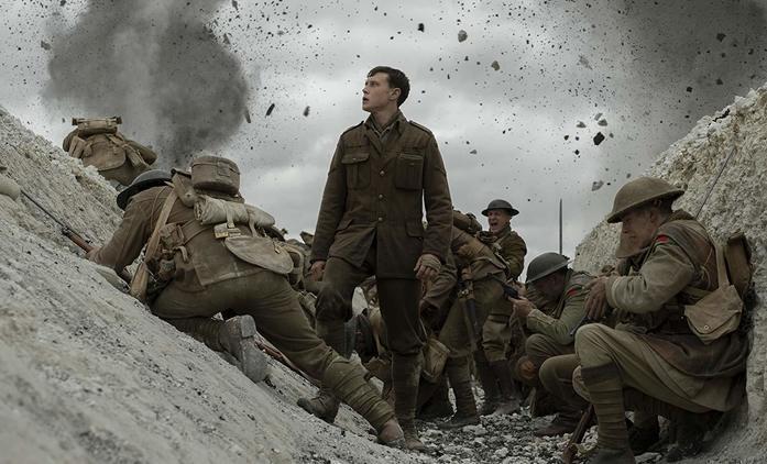 Recenze: 1917 aneb úchvatný válečný opus Sama Mendese | Fandíme filmu