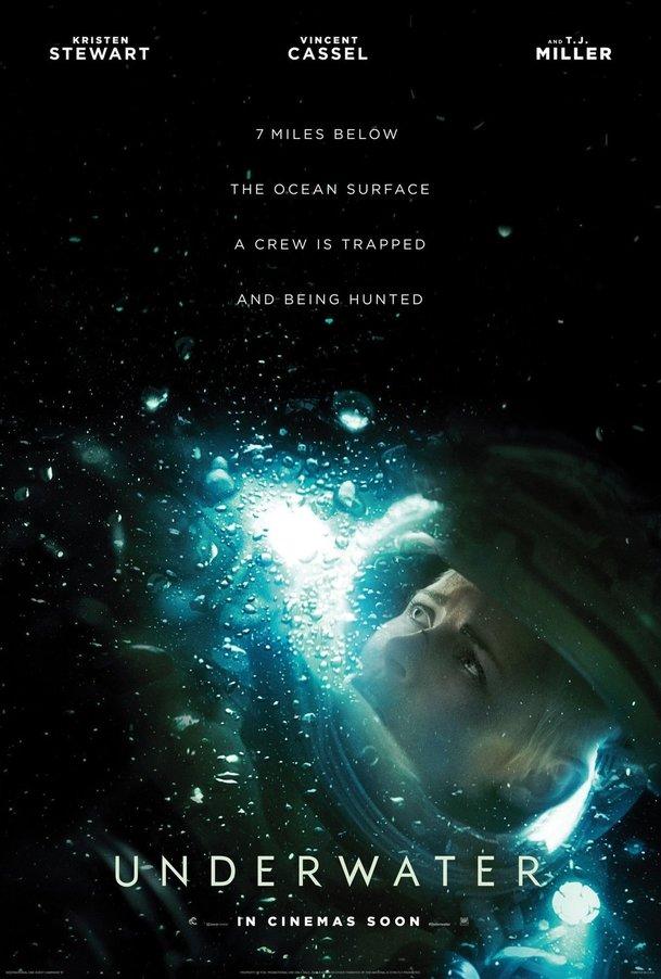 Pod vodou: Nejnovější upoutávky vás zatáhnou pod hladinu teroru | Fandíme filmu