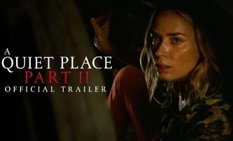 Tiché místo 2: První pořádný trailer ukazuje větší svět a mraky napětí | Fandíme filmu