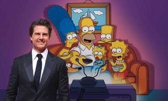 Tom Cruise odmítl roli v Simpsonových. Dvakrát | Fandíme filmu