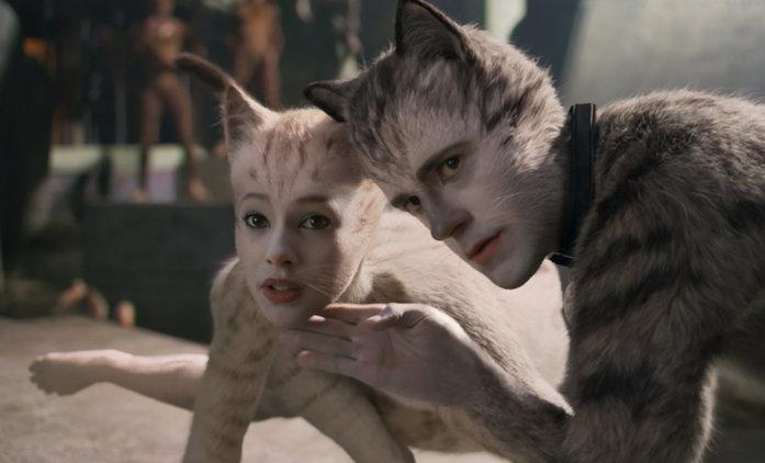 Zlaté maliny 2020: V hollywoodských anticenách posbíraly děsivé Cats, co mohly   Fandíme filmu