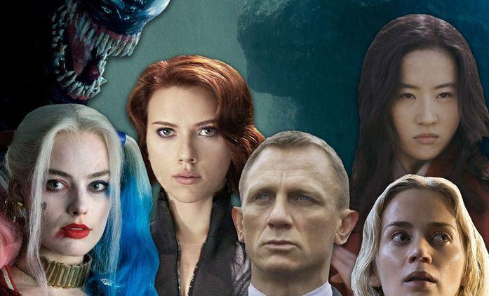 20 nejočekávanějších velkofilmů roku 2020 | Fandíme filmu