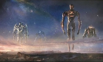 Eternals: Zatím nejlepší pohled na božského obra | Fandíme filmu