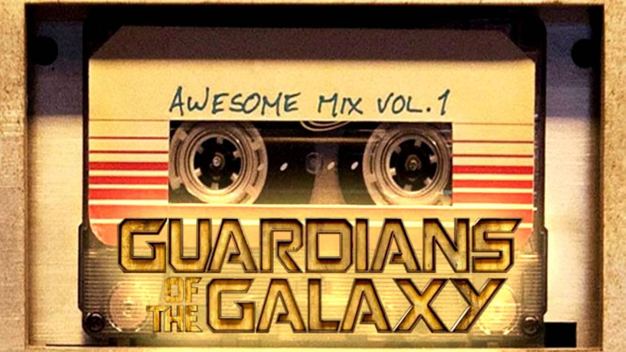 Soundtrack ke Strážcům Galaxie je třetím nejprodávanějším vinylem dekády | Fandíme filmu