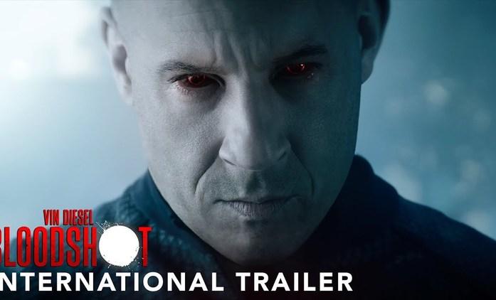 Bloodshot: Vin Diesel si v novém traileru hraje na (super)vojáky | Fandíme filmu