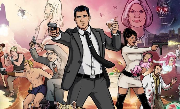Archer: Parodie na bondovky zná datum premiéry 11. řady | Fandíme seriálům