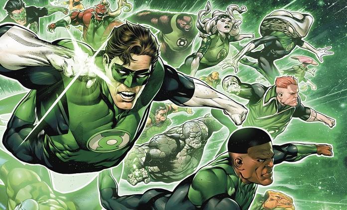 Green Lantern: Příběh chystané série se odehraje napříč desetiletími   Fandíme seriálům