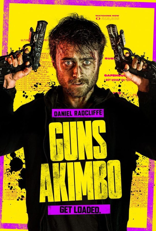 Recenze: Guns Akimbo | Fandíme filmu