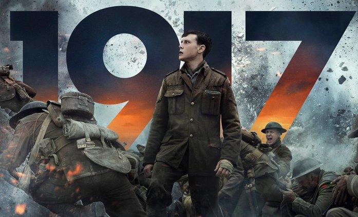 Válečné drama 1917 potvrzuje oscarové ambice, aneb rozdávaly se další ceny | Fandíme filmu