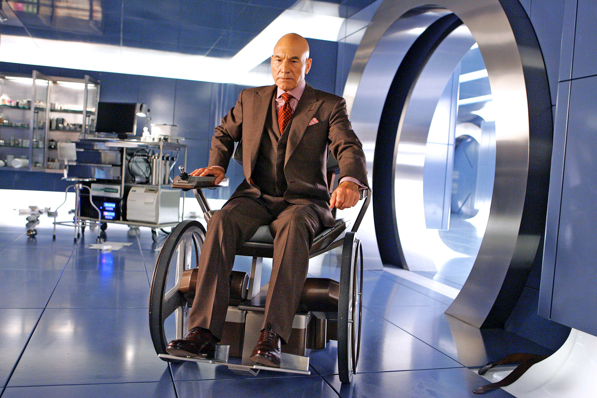 Nebýt Logana, Professox X by s chutí poznal po mutantech také Avengery | Fandíme filmu