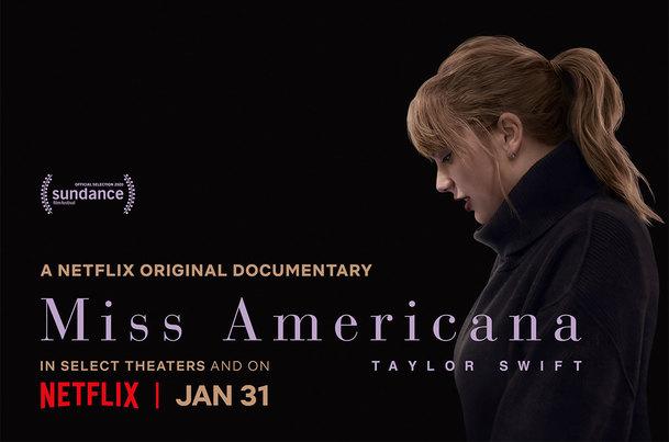 Miss Americana: Už za pár dní nám nový dokument představí zblízka Taylor Swift   Fandíme filmu