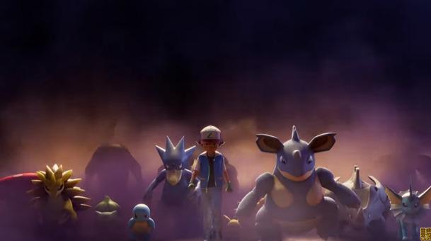 Pokémon: Mewtwo Strikes Back – Evolution: Pusťte si trailer na staronový Pokémon film   Fandíme filmu