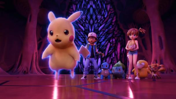 Pokémon: Mewtwo Strikes Back – Evolution: Pusťte si trailer na staronový Pokémon film | Fandíme filmu