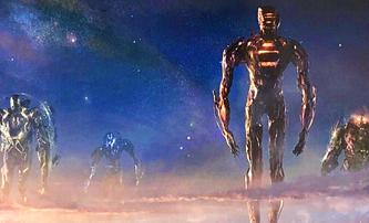 Eternals: Bližší pohled na nové Marvel superhrdiny v kostýmech | Fandíme filmu