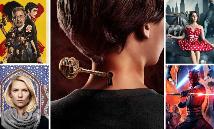 Top 9 seriálových premiér měsíce února | Fandíme seriálům
