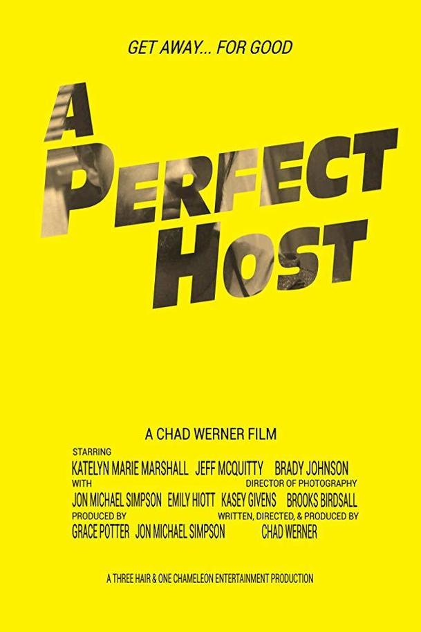 A Perfect Host: Dávejte pozor, které Airbnb bookujete, z majitele se může vyklubat zatracený úchyl   Fandíme filmu