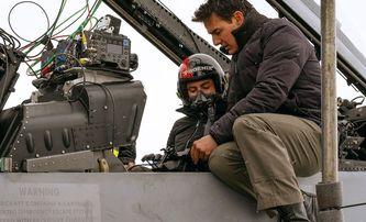 Top Gun: Maverick: Tvrdé natáčení aneb zvracení v kokpitu i speciální povolení námořnictva | Fandíme filmu