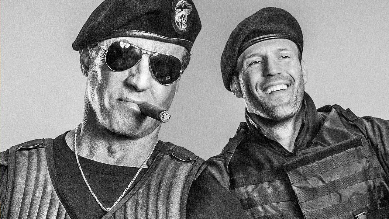 Expendables: Údajně se chystá spin-off s Jasonem Stathamem | Fandíme filmu