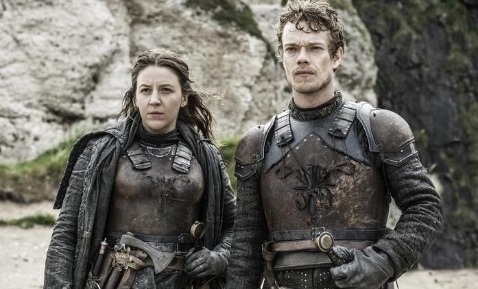 Hra o trůny: Představitelé sourozenců Greyjoyových o negativním fanouškovském přijetí závěrečné řady   Fandíme seriálům
