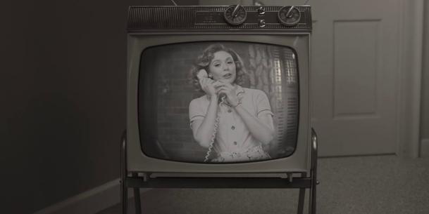WandaVision: Trailer představuje 1. první psychedelický trip od Marvelu   Fandíme filmu