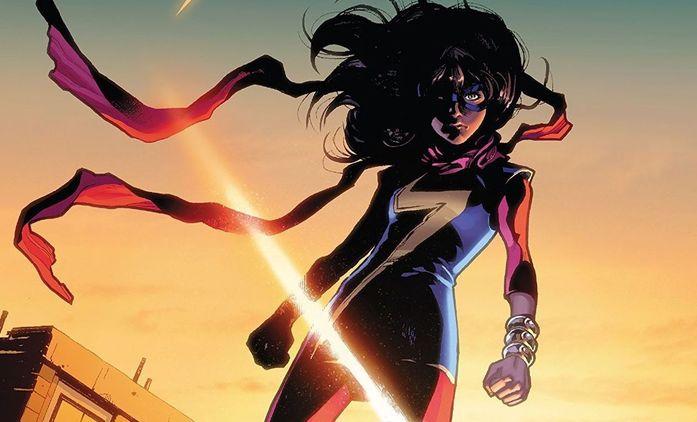 Ms. Marvel: Nová komiksovka si chce režiséry vypůjčit od Mizerů | Fandíme filmu