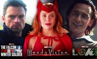 Loki, WandaVision a The Falcon & The Winter Soldier: Kdy je uvidíme a oficiální synopse | Fandíme filmu