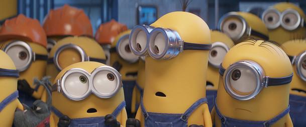 Mimoni: Padouch přichází: Žluté peklíčko se uvádí prvním trailerem   Fandíme filmu