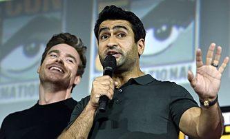 The Eternals: První gay pár od Marvelu odhalen, jeho polibek rozplakal celý štáb | Fandíme filmu