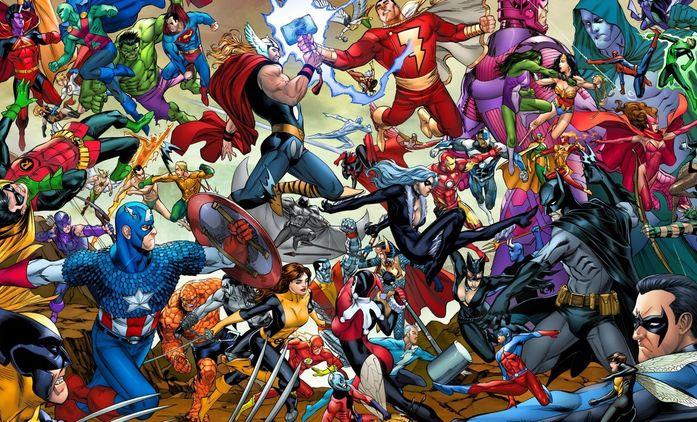 Marvel vs. DC: Analýza dat ukázala, která značka má úspěšnější filmy | Fandíme filmu