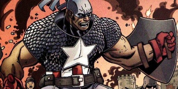 The Falcon and The Winter Soldier: Obsazení se rozšiřuje. Přidal se černošský Captain America?   Fandíme filmu