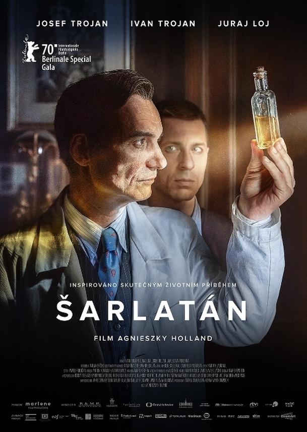 Recenze: Šarlatán | Fandíme filmu