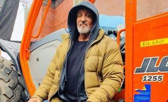 Samaritan: Stallone na dalších fotkách jako vysloužilý superhrdina | Fandíme filmu