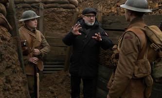 1917: Jak složité bylo natočit nepřerušovaný postup válečnou vřavou | Fandíme filmu