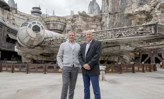 Disney vyměnil svého veleúspěšného šéfa | Fandíme filmu