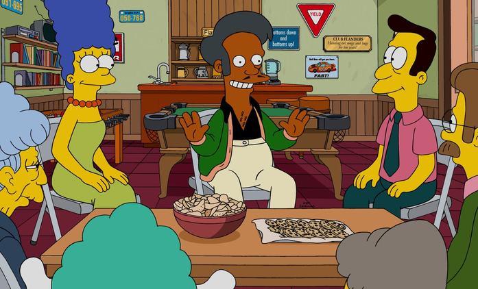 Simpsonovi: Hank Azaria se omlouvá za dabování postavy Apua | Fandíme seriálům