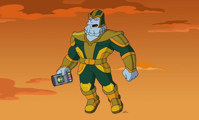 Simpsonovi: Nový plakát a upoutávka lákají na avengerskou epizodu | Fandíme seriálům