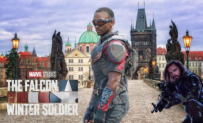 The Falcon and The Winter Solider: Marvel opět natáčí v Česku | Fandíme filmu