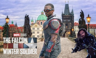The Falcon and The Winter Solider: Marvel opět natáčí v Česku | Fandíme filmu